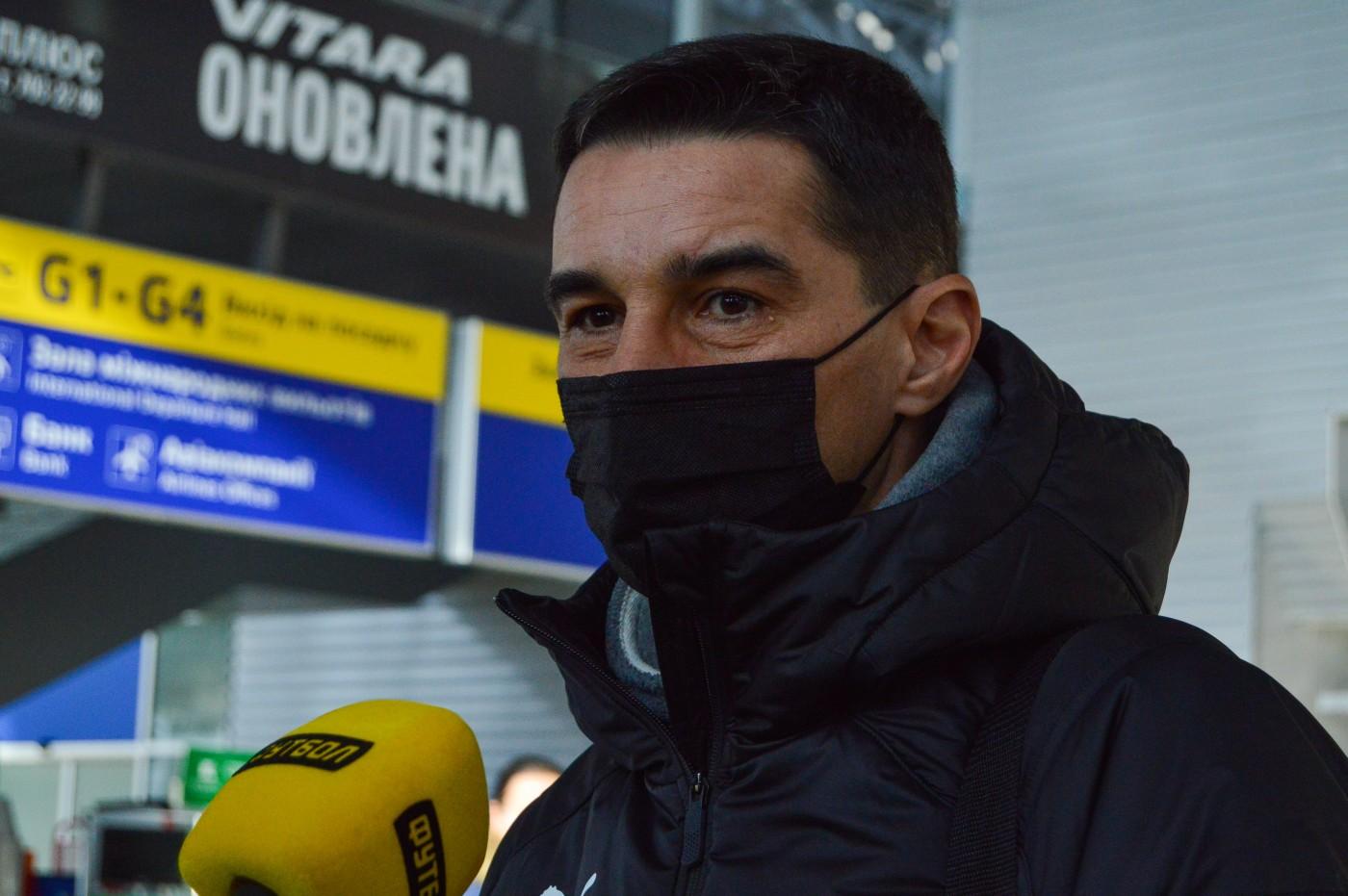 Валерий Кривенцов: Будем наигрывать основной состав