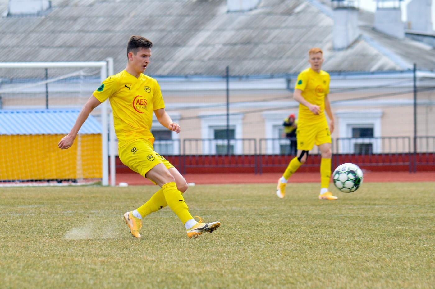 Криськів і відразу два Поспєлових: вся збірна 20-го туру Першої ліги