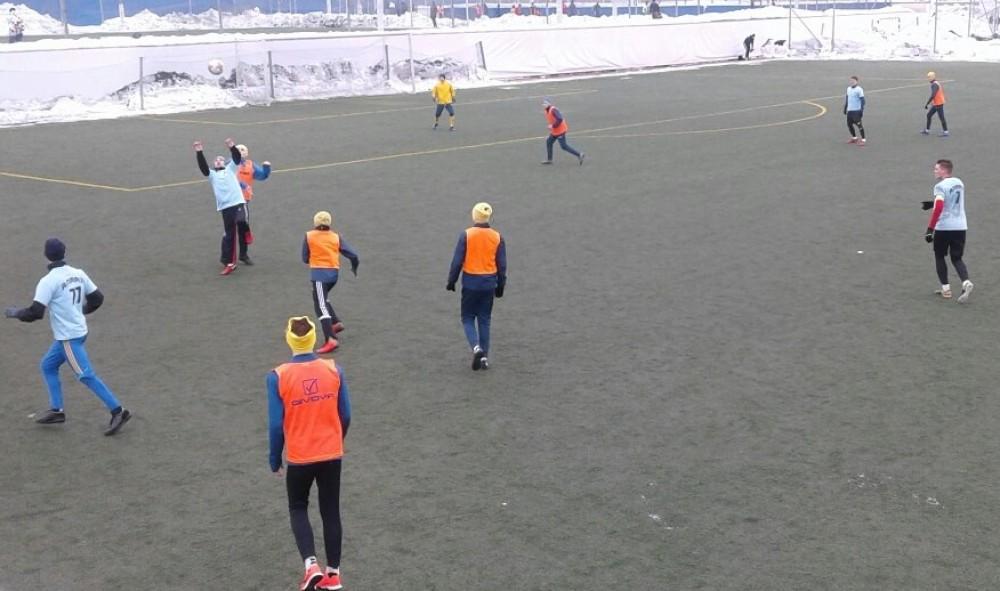 Зимовий Чемпіонат Харкова. 4 тур