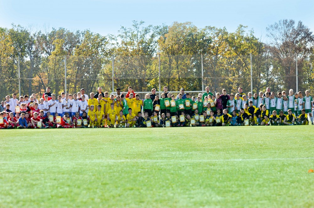 U-12. Турнір на призи ФК