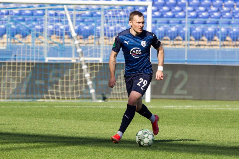 Максим Жичиков - найкращий гравець матчу