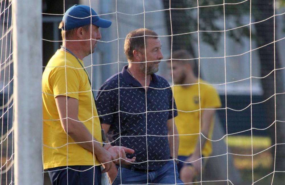 Олександр Горяінов - виконуючий обов'язки головного тренера ФК